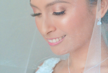 Bride | JES (Ceremony Look) by April Ibanez Makeup Artistry