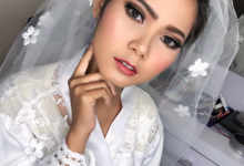 Wedding Makeup by Aprilia Make Up Artist