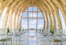 The Apurva Ocean Front Chapel by The Apurva Kempinski Bali