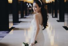 The Wedding of Gerald & Ika by Lavene Pictures