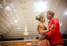 The Wedding of Aqimi & Fadli at Jakarta by Trickeffect