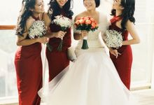 Darren and Grace Wedding by AriIskandar Photography