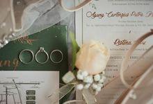 The Wedding of Agung & Ristina by Royal Ballroom The Springs Club