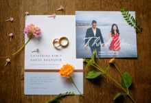 Wedding Harsh & Catherine by Fairmont Sanur Beach Bali