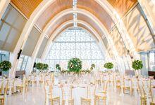 Stunning Elegant Rustic Themes by Bali Wedding Atelier