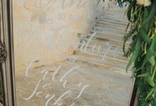 The Wedding of Ms Cathy And Mr Jenkin's by Bali Wedding Atelier