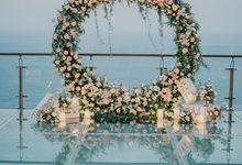 The Wedding of Mr Isent and Ms WanPei by Bali Wedding Atelier