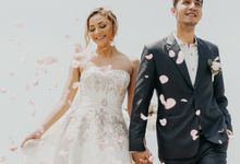 Alicia & Jonathan by Vowever Wedding Planner