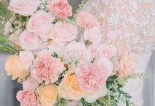 The Wedding of Johan & Murie by Bali Wedding Atelier