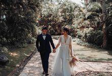 Nathaniel & Glorynda Prewedding by Tefillah Wedding
