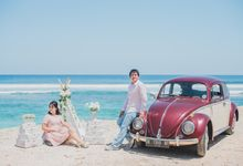 Tropical Island Pre-Wedding at Serangan by Honey Wedding & Event Bali