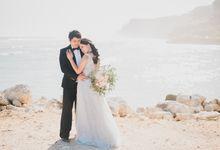 Tropical Island Pre-Wedding at Serangan by Honey Wedding & Event Bali