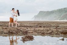 Bali Pre-wedding by Lavio Photography & Cinematography