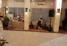 DAZZLING Dekor @Balai Sarwono by Hall Of Blessing