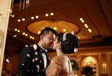 Annisa & Rezza Wedding by Akuwedding