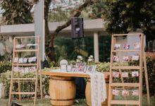 PINGKAN & JASON by Raffles Hills Cibubur - On Green Garden Venue