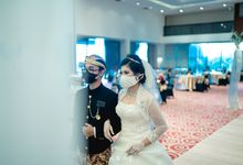 Wedding of Aini & Frans by arae.moment