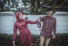 Engagement of Adinda & Dani by arae.moment