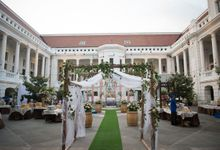 Effendi and Margaretha Wedding by Mou.project
