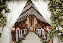 Isaiah + Jemima Serene, Elegant Forest by ALTUZ events