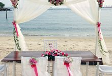 Wedding @ Tanjong Beach Club by The Olive 3 (S) Pte Ltd