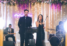 Michael Jonathan &  Fricillia Natasha Wedding by Archipelagio Music