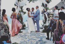 Wedding at Villa Karang Kembar 3 by We Do Bali Weddings