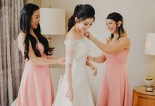 The Wedding Of Victor & Andine by Bali Wedding Atelier