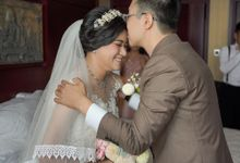 Wedding Of Ardes & Velanie by Ohana Enterprise