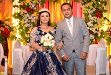 The Royal Wedding of Ardi and Lilis by Silvano Photography