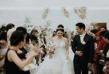 Wedding Of Ardinsyah and Pricillia by  Menara Mandiri by IKK Wedding (ex. Plaza Bapindo)
