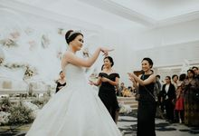 Compilation of Ballgown Wedding Dress by Skenoo Hall Emporium Pluit by IKK Wedding