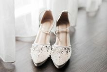 Wedding Of Ardinhai by Ohcraft Shoes