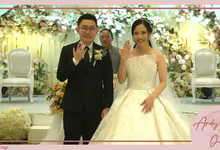 Live Streaming of Ardy & Debora's Wedding by JET Pictures