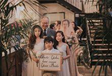 The Wedding of Yoko & Rebecca by Blue Jasmine Restaurant