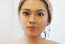 Editorial Makeup Look by Ari Darmastuti Hair & Makeup