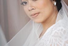 Bride makeup trial by Ari Darmastuti Hair & Makeup