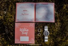 Wedding Day Of Wikha & Tony by PING Me Photoworks