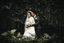 Wedding Grace & Ariel on Thursday, 17th August 2017 by Royal Tulip Saranam Resort & Spa, Bali