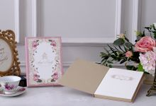 Bloomingdays invitation studio wedding invitations in surabaya love in paris by bloomingdays invitation studio stopboris Choice Image