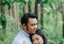 Prewedding of Arimbi & Yudish by Lien Photos