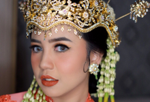 Sunda Bride by Arini Makeup Artist