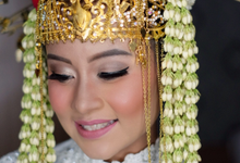 Betawi Bride by Arini Makeup Artist