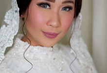 Holy Matrimony  by Arini Makeup Artist