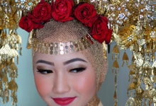Minang Bride by Arini Makeup Artist