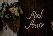 Akad Nikah Ario & Abel by Azila Villa