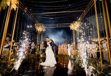 The Wedding Of Aris&Detha by delazta wedding coordinator