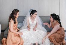 Wedding Of Aristyo & Natasha by Ohana Enterprise