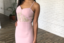 'Anifora' Bustier Dress by Ariti Kaziris