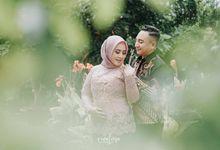 Engagement of Maida & Harris by VizaLensa